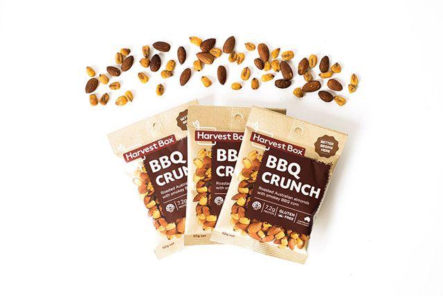 Harvest Box snacks BBQ Crunch