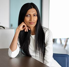Shama Sukul Lee to speak at Global Table