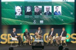 Water Solutions Across the Value Chain panel at Global Table 2019
